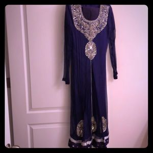 Pakistani Indian dress outfit 2-piece